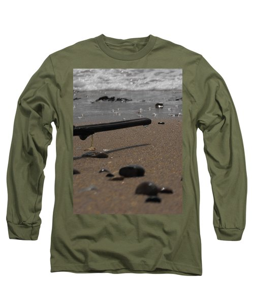 Wonder On This Beach Long Sleeve T-Shirt