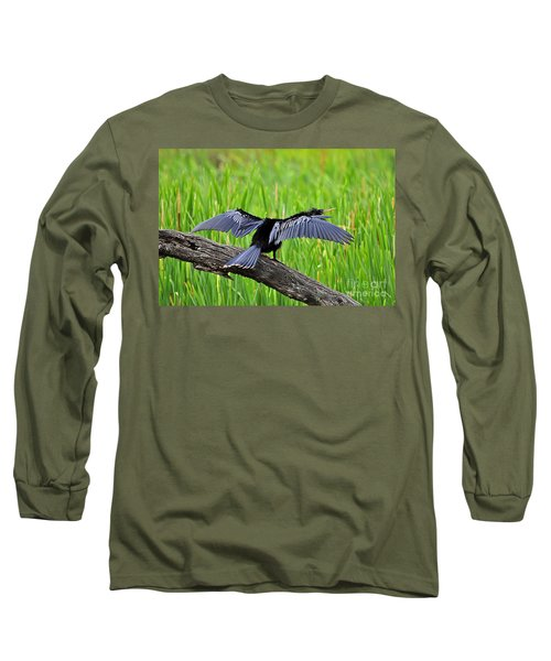 Wonderful Wings Long Sleeve T-Shirt