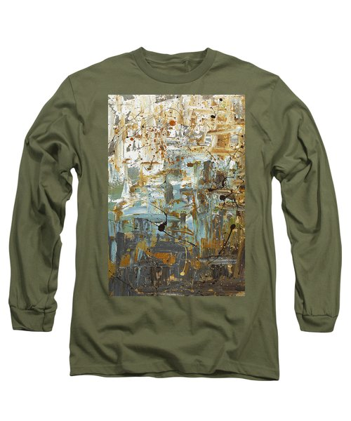 Wonders Of The World 1 Long Sleeve T-Shirt