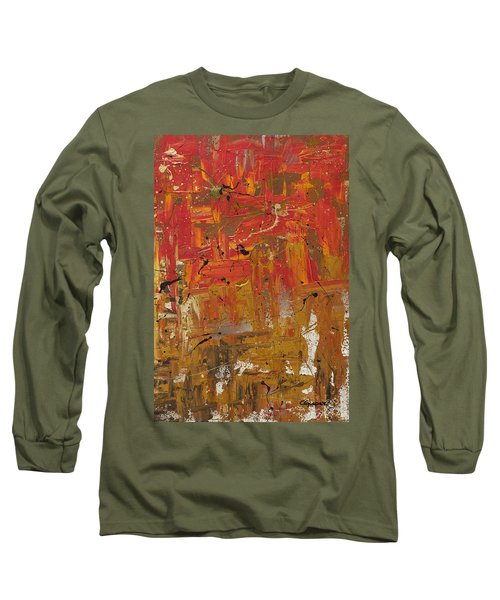 Wonders Of The World 3 Long Sleeve T-Shirt