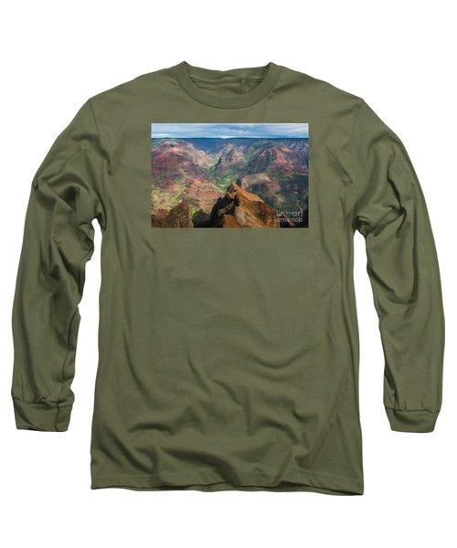 Wonders Of Waimea Long Sleeve T-Shirt