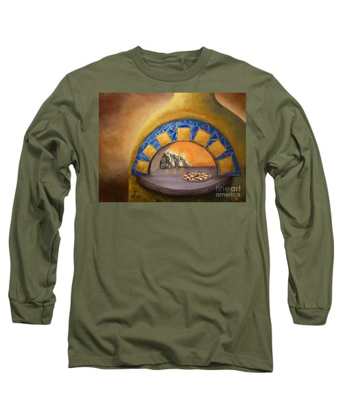 Wood Fired Long Sleeve T-Shirt