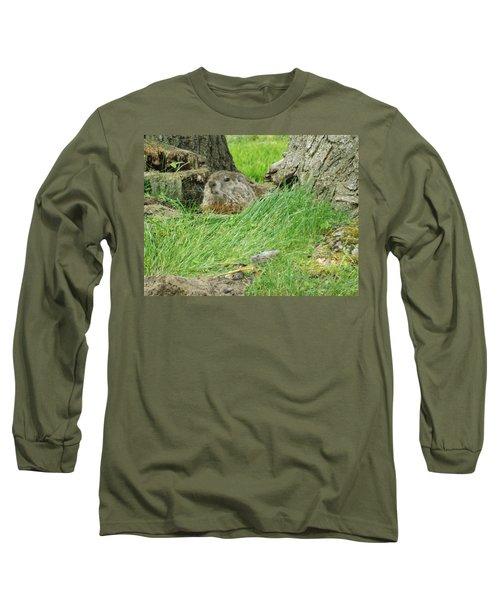 Woodchuck 2 Long Sleeve T-Shirt