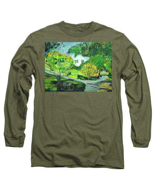 Wooden Duck Inn Long Sleeve T-Shirt