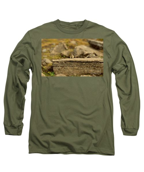Woodland Critter Long Sleeve T-Shirt