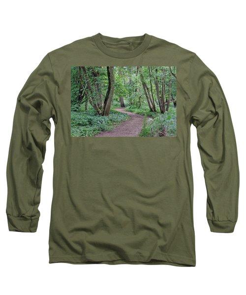Woodland Path  Long Sleeve T-Shirt