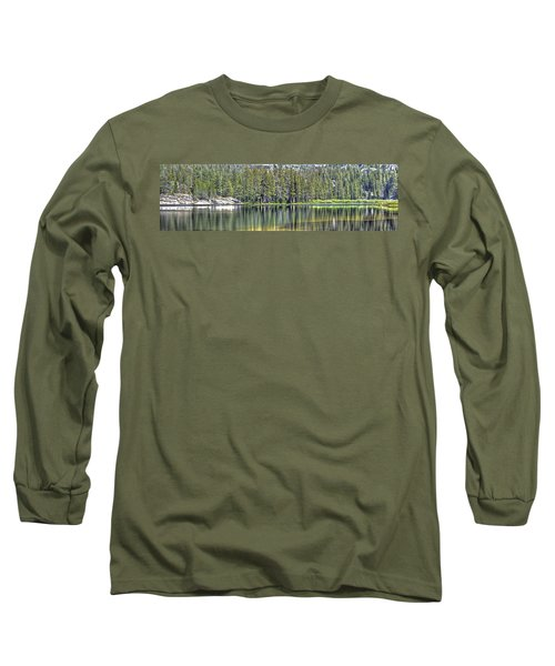 Woods Lake 4 Long Sleeve T-Shirt