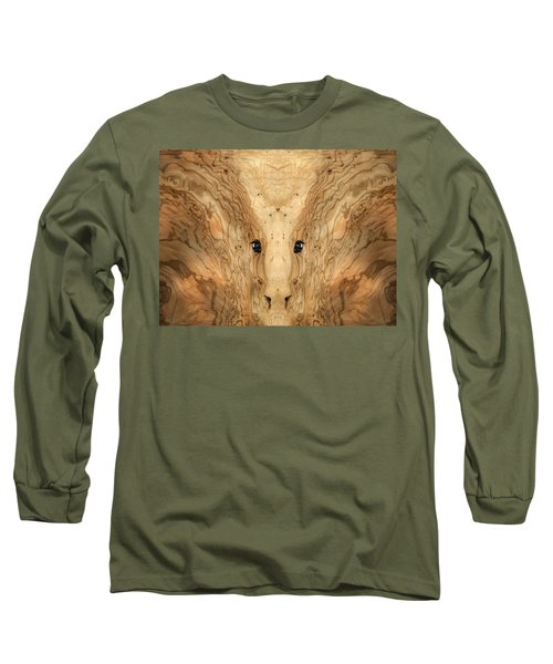 Woody 38 Long Sleeve T-Shirt by Rick Mosher