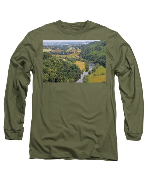 Wye Valley Long Sleeve T-Shirt