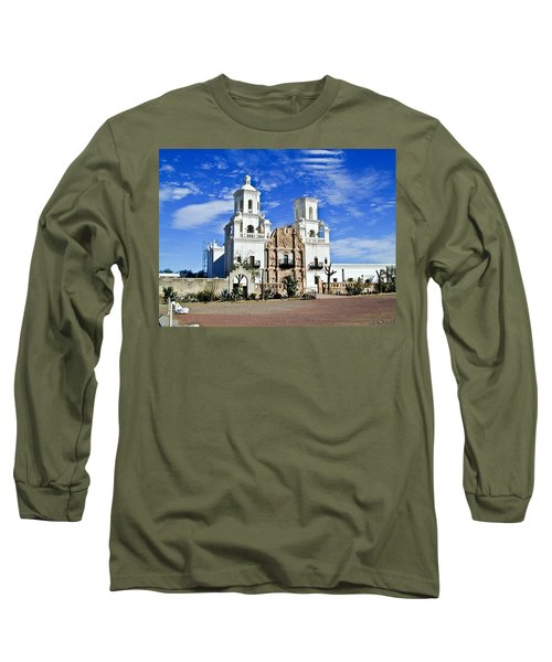 Xavier Tucson Arizona Long Sleeve T-Shirt