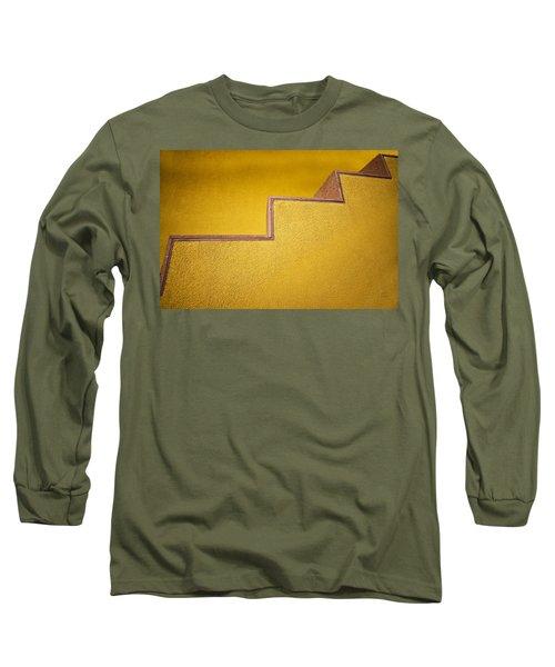 Yellow Steps Long Sleeve T-Shirt