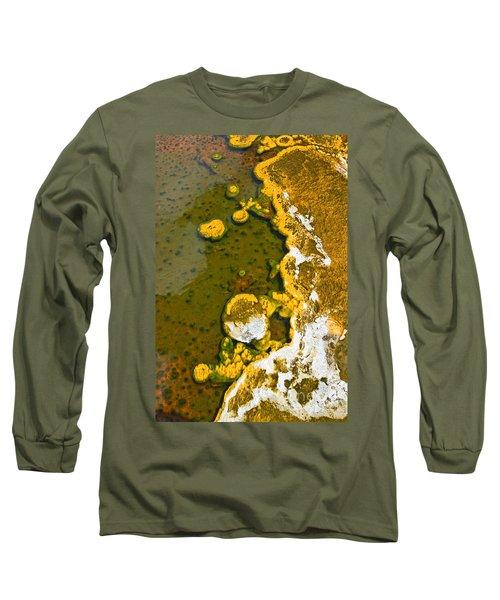 Yellowstone Abstract Long Sleeve T-Shirt