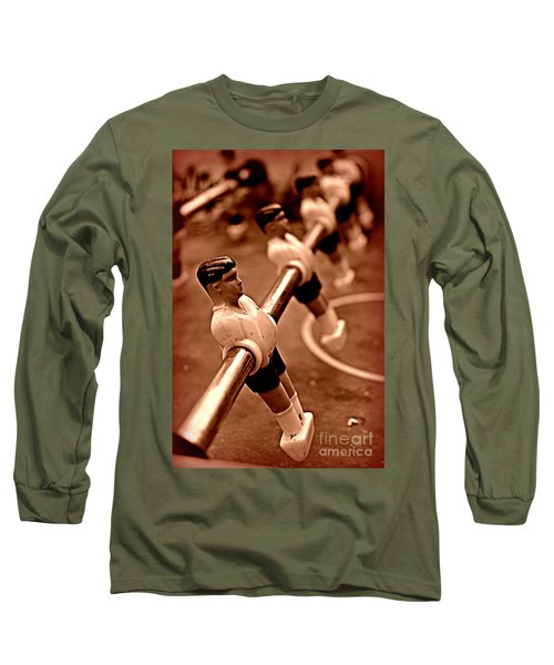 Yesterdays Toys Long Sleeve T-Shirt