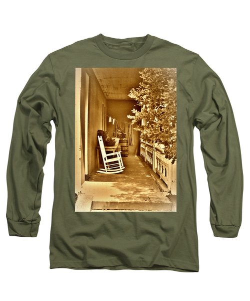 Yesteryear Long Sleeve T-Shirt