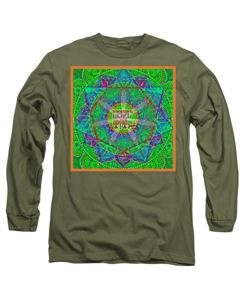 Yhwh 3 5 2015 Long Sleeve T-Shirt