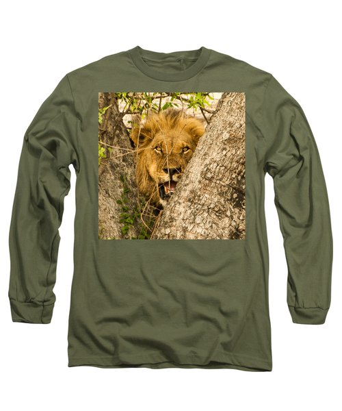 You Can't See Me Long Sleeve T-Shirt