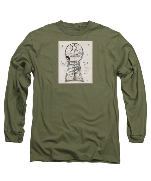 You Hold The Key Long Sleeve T-Shirt