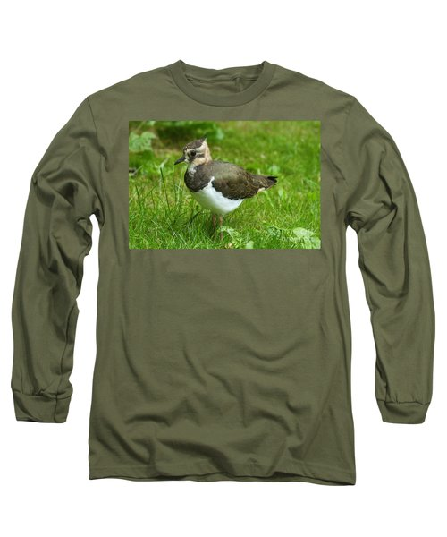 Young Lapwing Long Sleeve T-Shirt