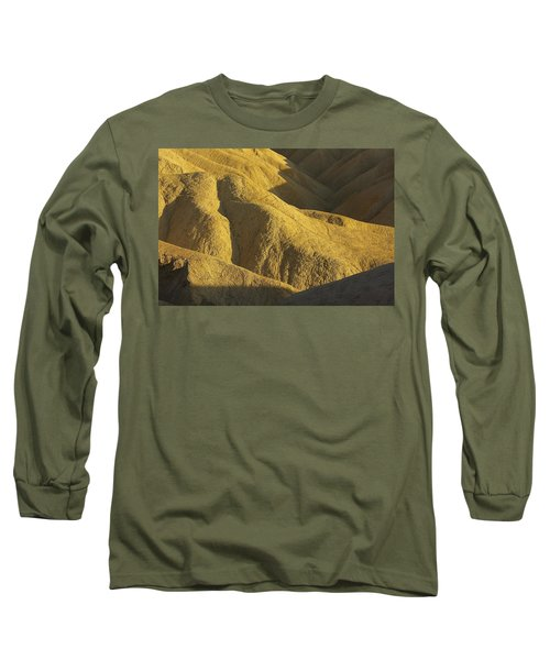 Zabriski Point #4 Long Sleeve T-Shirt by Stuart Litoff