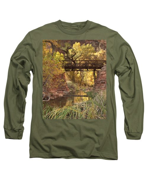 Zion Bridge Long Sleeve T-Shirt