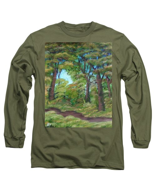 Autumn Evening Long Sleeve T-Shirt