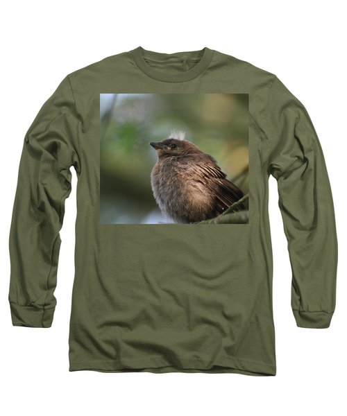 Baby Bird Long Sleeve T-Shirt