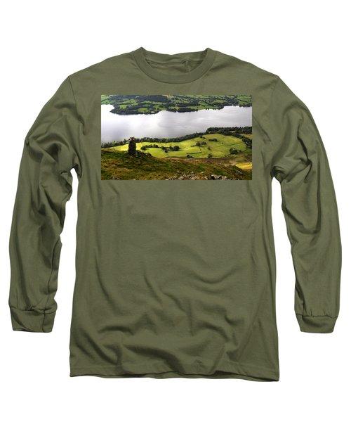 Lake District  Long Sleeve T-Shirt