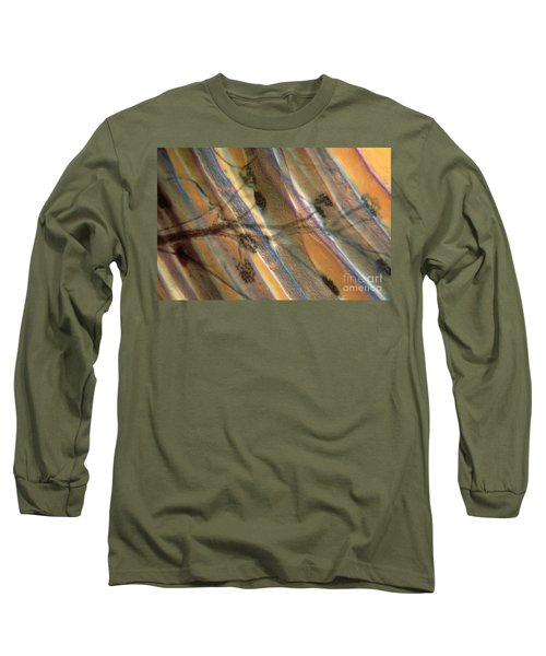 Motor End Plate Long Sleeve T-Shirt