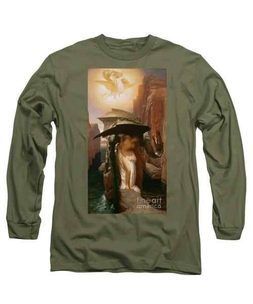 Perseus And Andromeda Long Sleeve T-Shirt