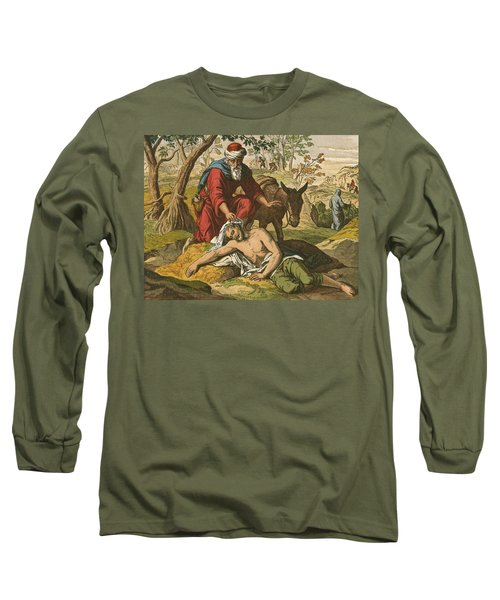 The Good Samaritan Long Sleeve T-Shirt