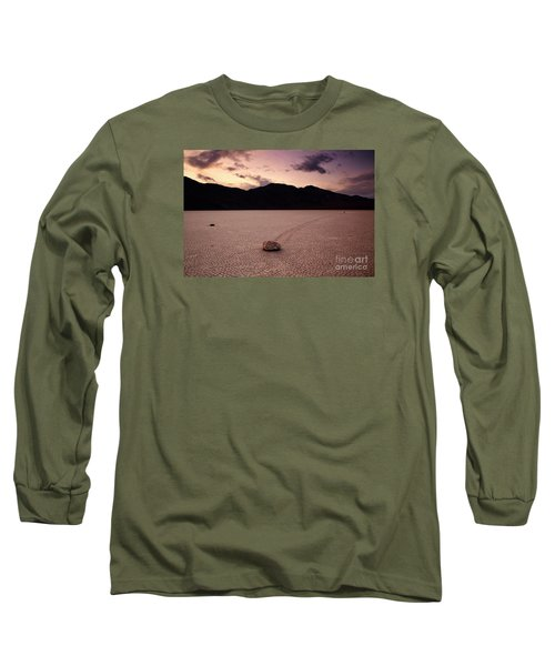 Long Sleeve T-Shirt featuring the photograph The Racetrack by Keith Kapple