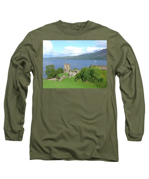 Urquhart Castle Long Sleeve T-Shirt