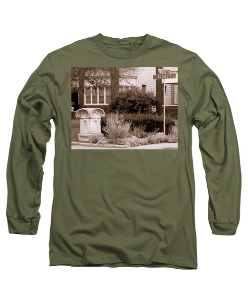 10th And Woodruff Long Sleeve T-Shirt
