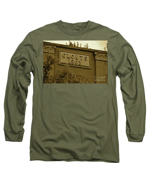 Long Sleeve T-Shirt featuring the photograph 1903 by Carol  Bradley