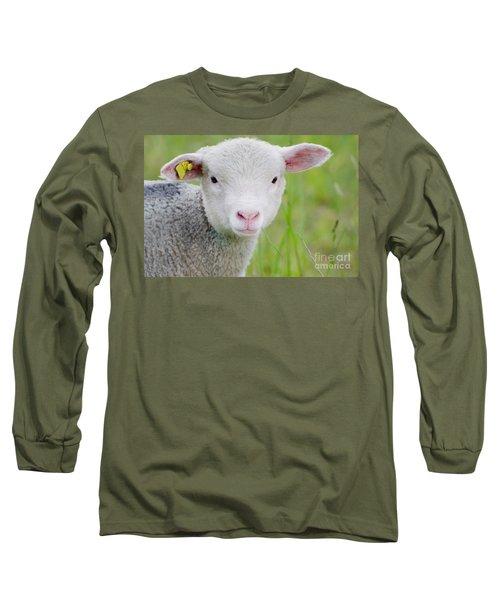 Young Sheep Long Sleeve T-Shirt
