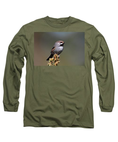 Boreal Chickadee Long Sleeve T-Shirt