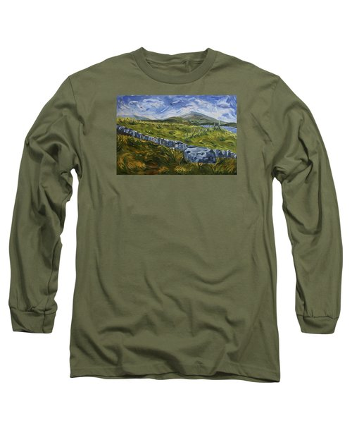 A Donegal Day Long Sleeve T-Shirt