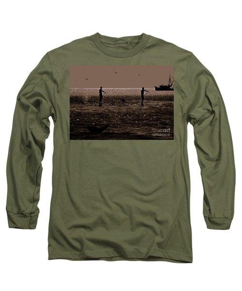 A Lot Goin' On Long Sleeve T-Shirt