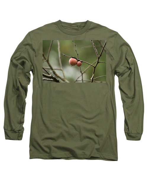 Alabama Wild Persimmons Long Sleeve T-Shirt