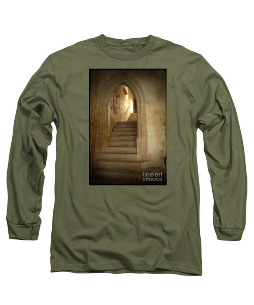 All Experience Is An Arch Long Sleeve T-Shirt