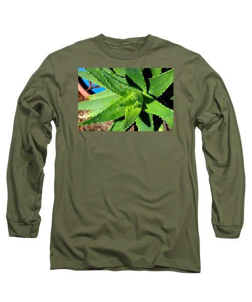 Aloe Long Sleeve T-Shirt