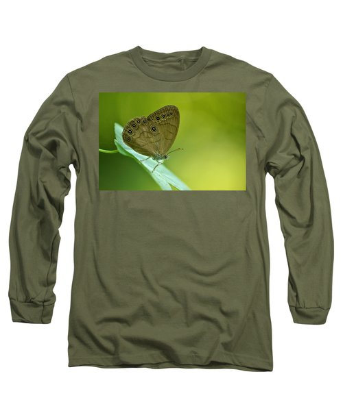 Appalachian Brown Long Sleeve T-Shirt