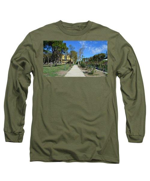 Arsenale Long Sleeve T-Shirt by Barbara Walsh