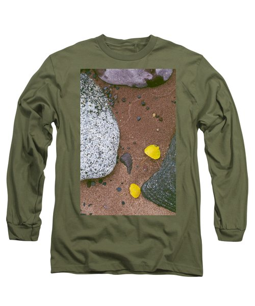 Autumn Beach Long Sleeve T-Shirt