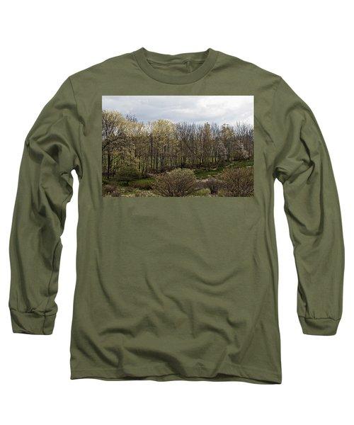 Back Yard Long Sleeve T-Shirt
