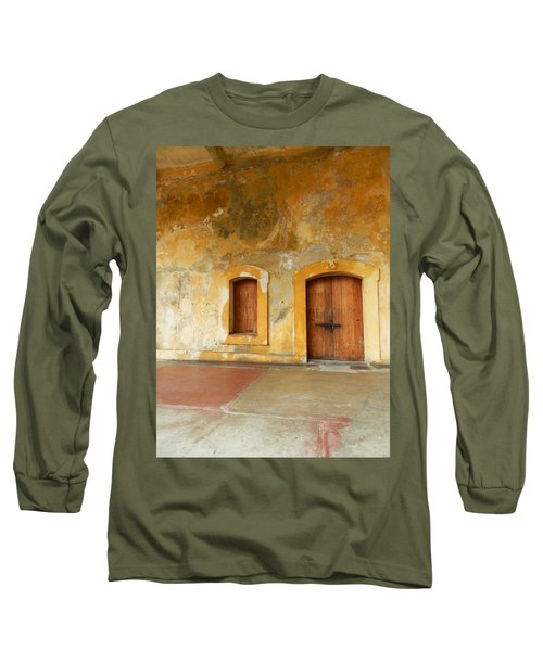 Bar The Doors Long Sleeve T-Shirt