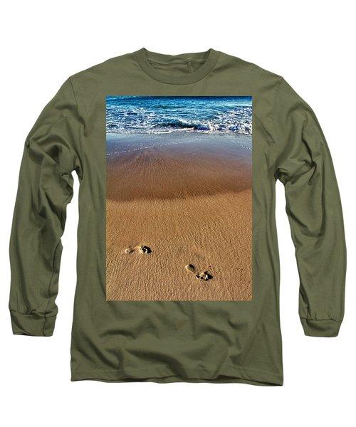 Barefoot Long Sleeve T-Shirt