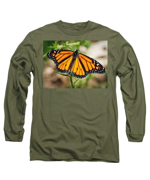 Beautiful Boy Long Sleeve T-Shirt by Cheryl Baxter