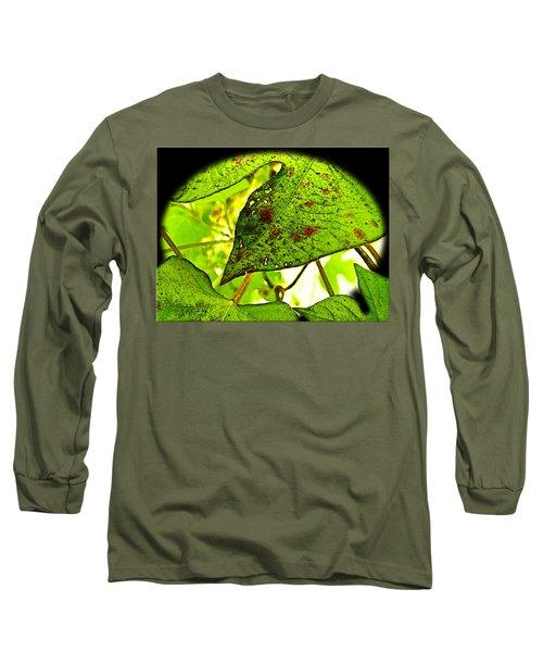 Long Sleeve T-Shirt featuring the digital art Beautiful Deday by Debbie Portwood