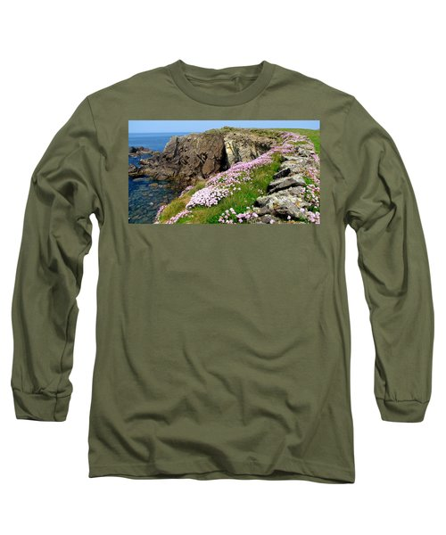 Beauty In Kerry Long Sleeve T-Shirt by Barbara Walsh